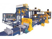 Concrete Foam Block Machine